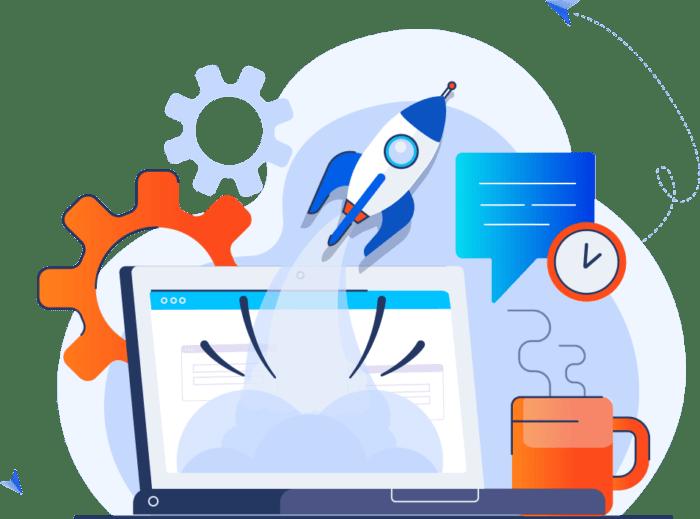Criação de Sites para Agências